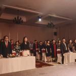 Lễ tri ân và trưởng thành niên khóa 2017 - 2020 trường THPT Bách Việt
