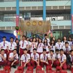 Hội Trại Truyển Thống Trường THPT Bách Việt ngày 9.1.2020